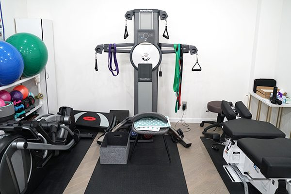 Gaon Wellness Physical Therapy Room